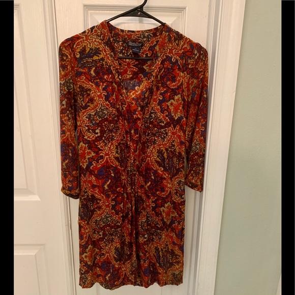Lucky Brand Dresses & Skirts - Lucky Brand Tunic Dress